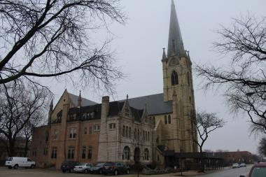 Parishoners are taking their case to the Vatican after the Archdiocese of Chicago announced plans to demolish St. James church.
