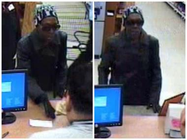 The FBI is offering a reward for information leading to the capture of a woman who robbed an Edgewater TCF bank branch Friday, officials said.