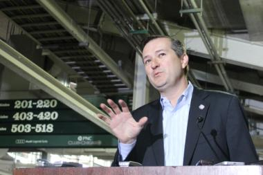 Tom Ricketts is chairman of the Chicago Cubs.