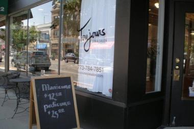 Toujours Spa and Salon, 5224 N. Clark St.
