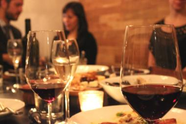 Wine will be focus at J9 Wine Bar, 1961 N. Halsted St.