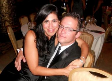 Ald. Joe Moreno (1st) announced to his constituents Friday that he will be getting married to fiancee Celena Roldan later in the day.