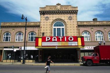 The Patio Theater, 6008 W. Irving Park Road, was sold to Eddie Carranza last December.