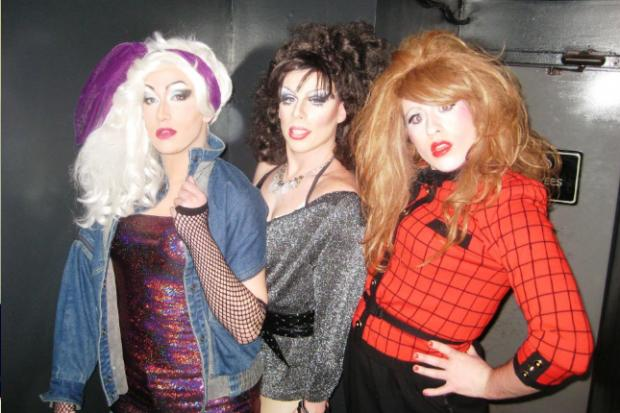 Chicago's drag scene isn't easy to break into, so one group of amateur queens formed a Drag Mafia sisterhood to support each other.