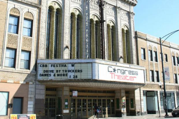 Eddie Carranza, who owns both theaters, plans to concentrate on rehabbing the Portage Theater.