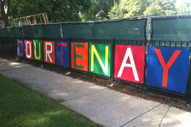 Courtenay Language Arts Center will be moving to Uptown and merging with Stockton Elementary in the fall.