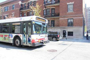 The CTA and the University of Chicago reached a deal Wednesday to continue running four bus routes in Hyde Park both were considering cutting last year.