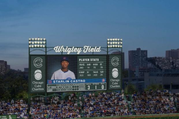 The Cubs released renderings on April 30 of the proposed video screen in left field, the hotel across the street and other changes in the neighborhood around Wrigley Field.