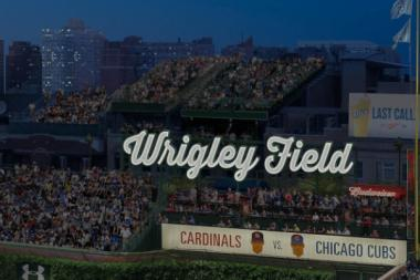 The Cubs released renderings on April 30 of the proposed Jumbotron in left field, the hotel across the street and other changes in the neighborhood around Wrigley Field.
