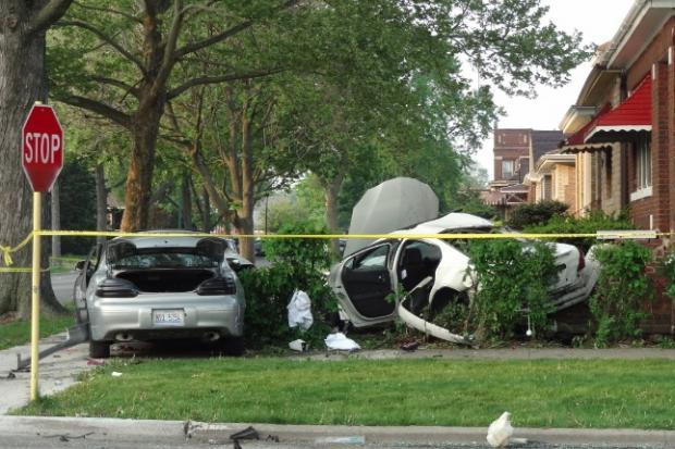 Car Crash: Deadly Car Crash Chicago