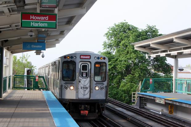 The CTA shut down the Red Line south of Roosevelt early on May 19 for a five-month reconstruction project.