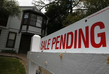 Home sales in the city are active, a new report shows.