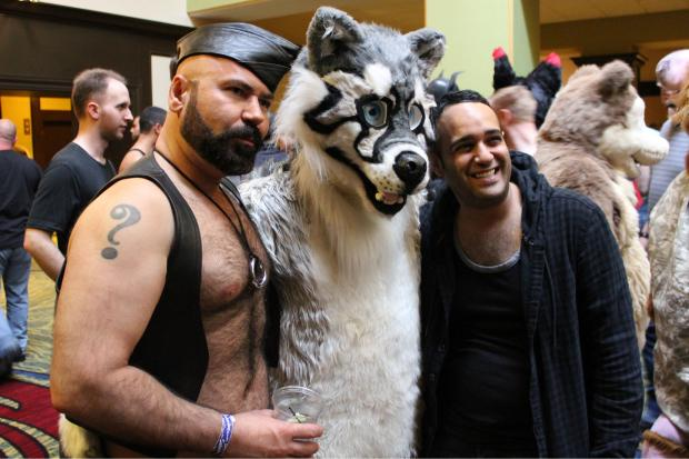 The 35th annual International Mr. Leather weekend convened on the Mag Mile at the downtown Marriott May 24-27.