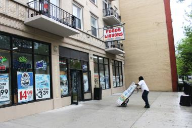 Sam Sadaqa, the owner of the now-closed Isam's Liquor Store, pleaded in vain with the alderman and community to support his business and convince the building owner to renew his lease earlier this summer.