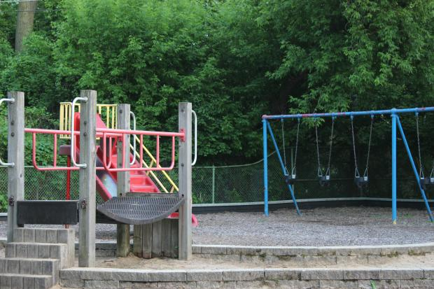 Jacob Park has been selected to receive new playground equipment as part of the citywide Chicago Plays! program.