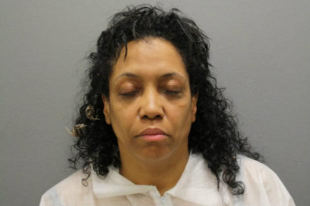 Janette Glenn, 51, is accused of murdering her 82-year-old mother, Catherine Glenn.