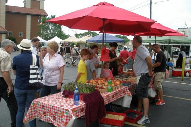The Jefferson Park Sunday Market has a new home at Jefferson Memorial Park starting June 9.