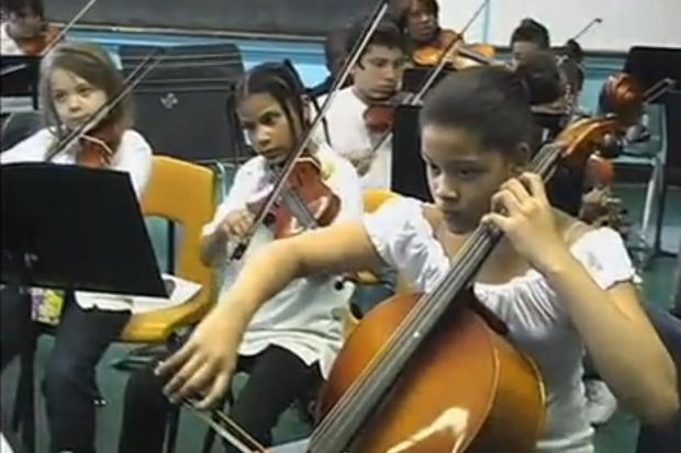 Lafayette music teacher and string orchestra director Arturs Weible says  he plans to rebuild the music program at Chopin Elementary, where many of the Lafayette Elementary students will end up.