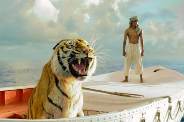 "The Academy Award-winner ""Life of Pi"" will be shown in multiple city parks as part of the Movies in the Park series."