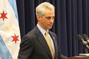 "Mayor Rahm Emanuel says, ""We are stuck for 71 years with this rotten deal."""