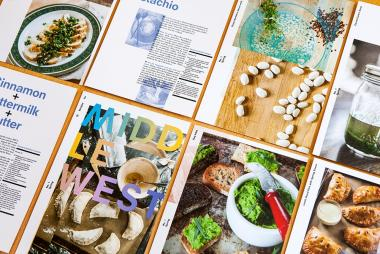 Middlewest, a deconstructed food magazine, is the brainchild of former Time Out Chicago's David Tamarkin and Erica Gannett.