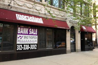 The Morseland, a former bar, was shut down by police last year for operating without a license, according to reports.