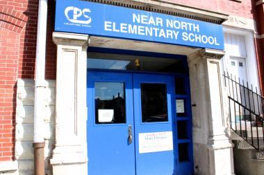 Near North Elementary School at 739 N. Ada St. in West Town is scheduled to close, a decision made official Wednesday. CPS is recommending that the 88 students at Near North be transferred to Montefiore Academy in Little Village.