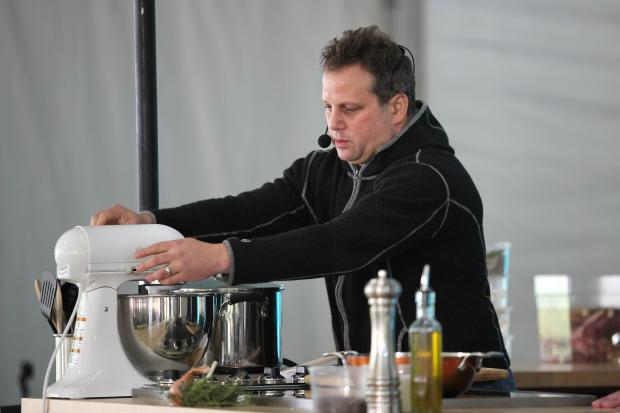 Paul Kahan tied for the Most Outstanding Chef; Stephanie Izard won best in the Great Lakes and Aviary was the best bar.