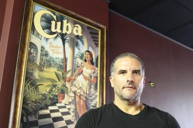 Pedro Suarez ditched the suburbs to open a location of his Cuban restaurant Sabor Cubano in Lakeview in June 2013.