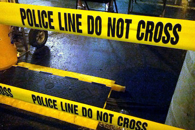 Kevin Ambrose, 19, was one of at least three men shot in Chicago Tuesday night.
