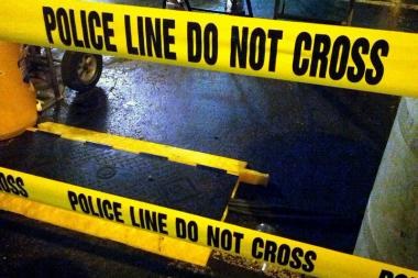 Nine people were shot, including one fatally, overnight Friday.