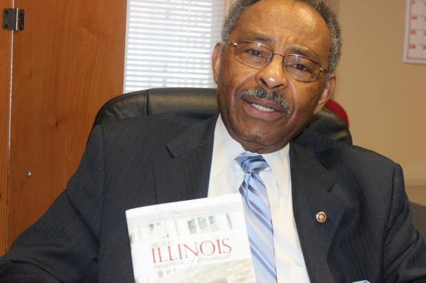 Former U.S. Sen. Roland Burris has started a political school on the South Side.