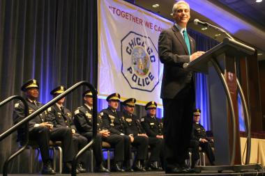 Mayor Rahm Emanuel has boasted of hiring more police officers to replace retirees, but he has resisted adding to the overall force.