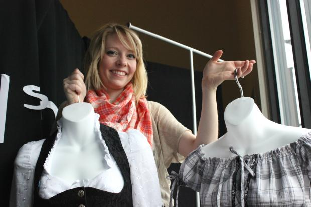 German Clothes Designers   Local Designer Puts A New Spin On Traditional German Style Lincoln