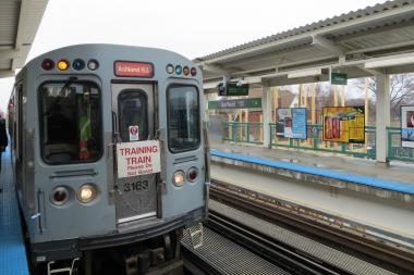 Green and Red Line trains faced major delays on Thursday morning, officials said.