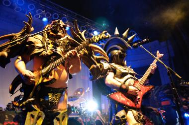 Gwar is on the schedule for Riot Fest.