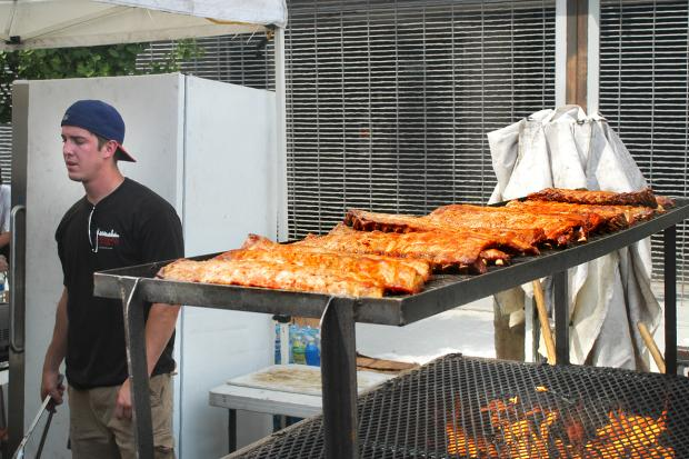 The Six Corners BBQ Fest promises food, fun and music.