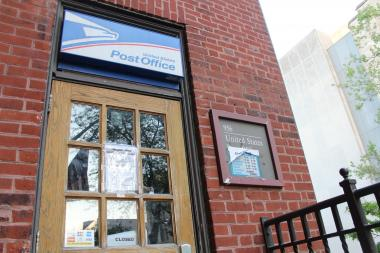The U.S. Post Office branch in Ingleside Hall on the University of Chicago campus closed suddenly on Friday because of computer problems. It will not reopen.