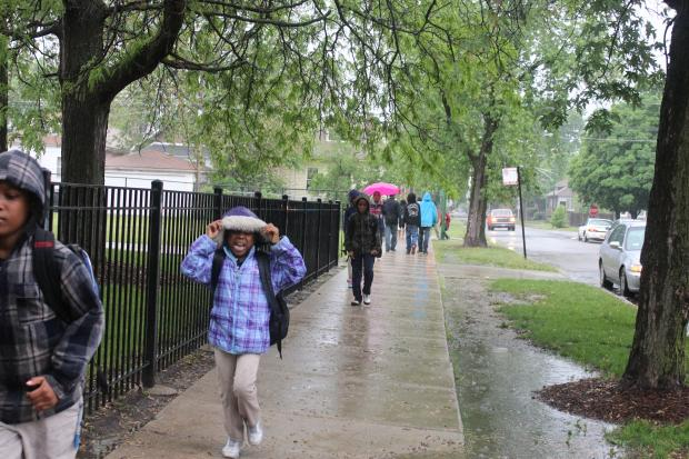 Mahalia Jackson Elementary School will reportedly be spared in the Chicago Public Schools' citywide closings.