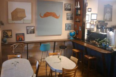 Cafe Mustache wants to expand, and turned to Kickstarter for funding.