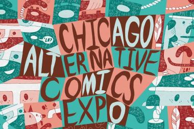 The second annual Chicago Alternative Comics Expo, or CAKE, will be on Saturday, June 15 and Sunday, June 16 at the Center on Halsted.