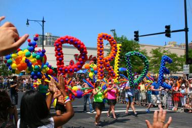 Rogers Park is the place to be following 2013's Chicago Pride Parade.
