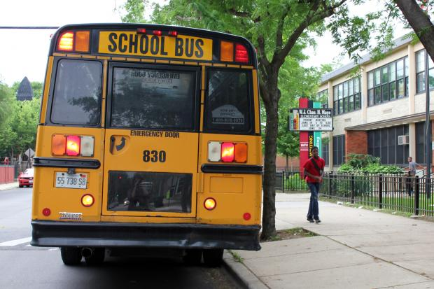 In a cost-cutting measure, Chicago Public Schools is planning to cut the number of student bus pickups by more than half, parents were told at a Near West Side meeting this week.