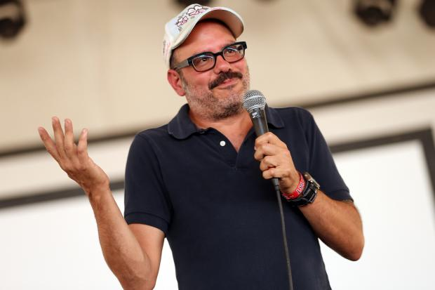 """Arrested Development"" star David Cross spoke to DNAinfo.com Chicago about his brief time living in the city."