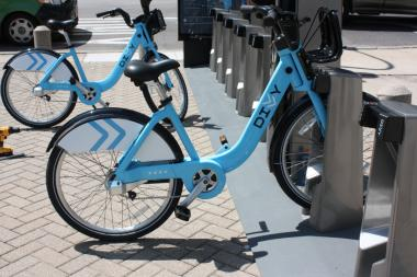 A condo association has sued the city and Ald. James Cappleman (46th) over a Divvy bike station near its homes.