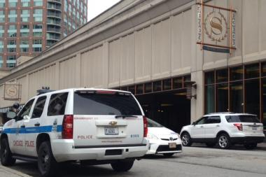 The deaths of two people found at the Downtown Sheraton were ruled a murder-suicide.