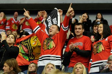 Fans in Hawks gear can get discount tickets to Friday's White Sox doubleheader.