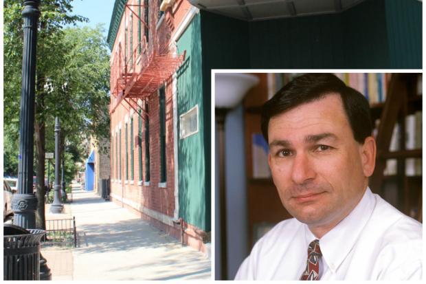 Chicago resident Keith Alessi bought up four Heart of Chicago buildings over the past three years. The property at 2354 S. Oakley Ave. was recently finished and turned into condos, with an art gallery space in the works.
