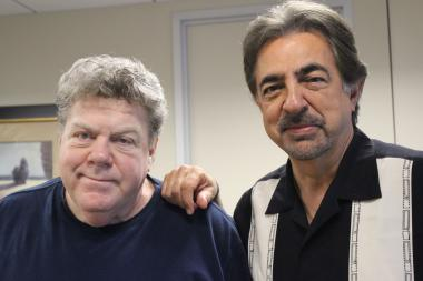 George Wendt and Joe Mantegna.