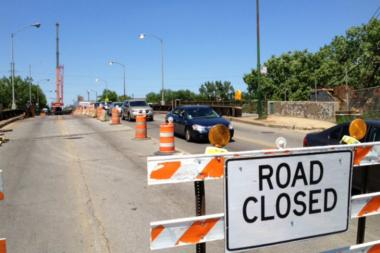 Second phase of construction project that will close bridge for six months scheduled to begin June 26.